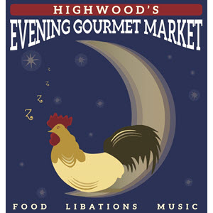 Highwood Evening Gourmet Market<br />June 5 - Aug 28, 2019