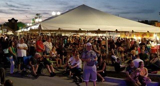 Highwood Days Taco Fest Tent-2018