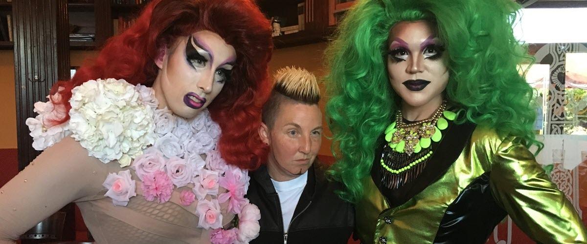Highwood Pride Fest Drag Show