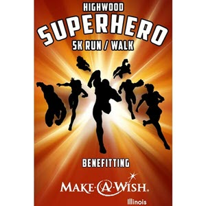 Highwood Superhero Run Walk