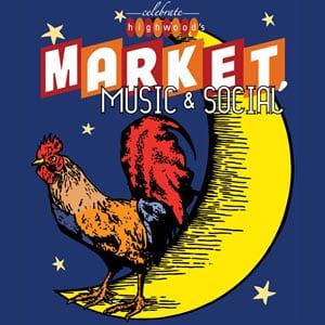 Market Music Social