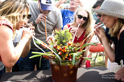 Bloody Mary Fest Drinks